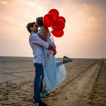 5 Great Ideas For Your Pre Wedding Photo Shoot