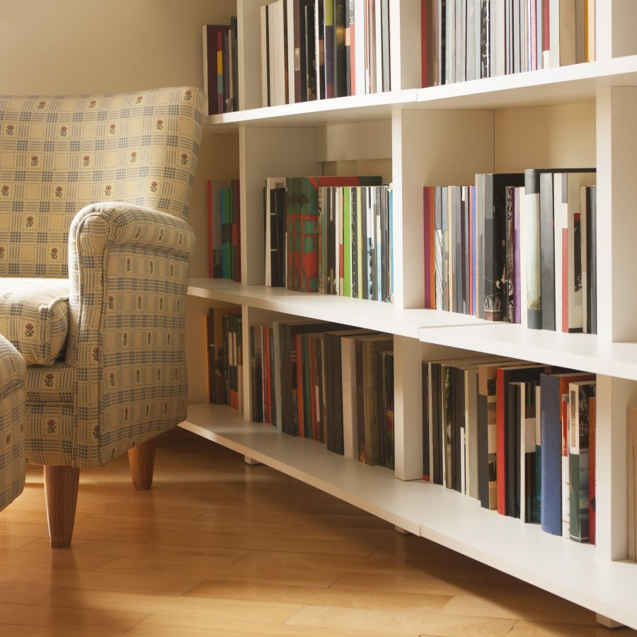 9 Unbelievable Ways To Store Your Books