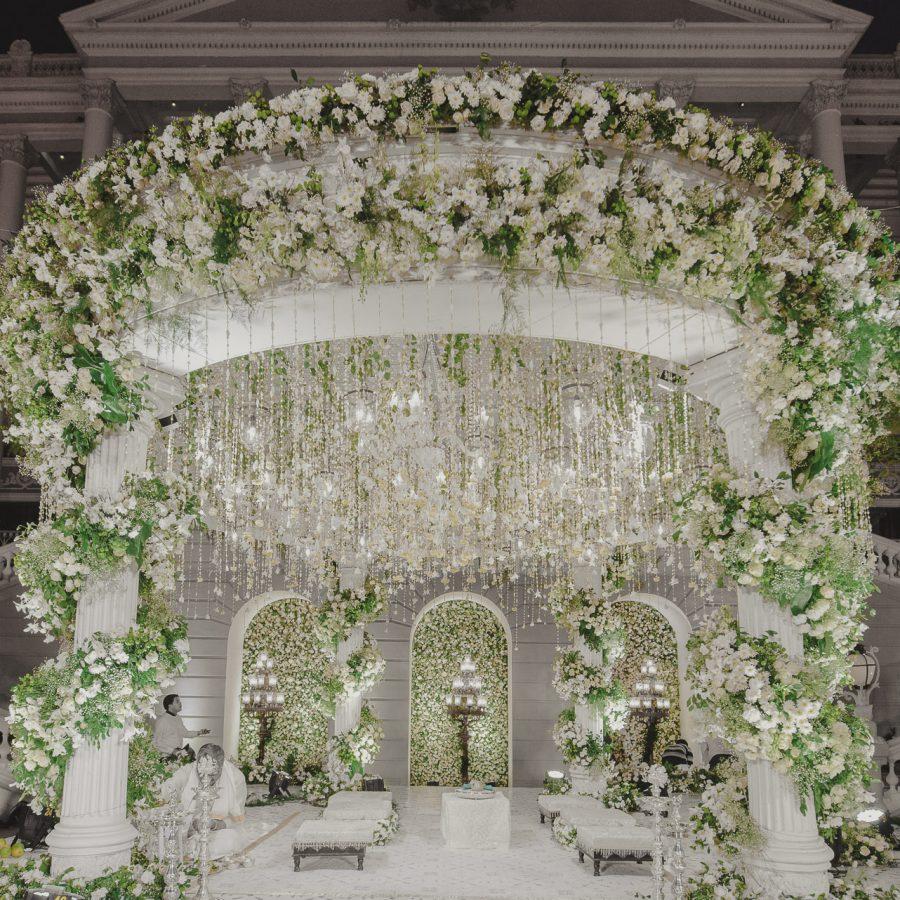 6 Gorgeous Wedding Mandap Designs To Inspire You!