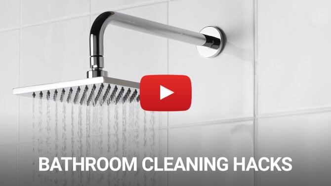 Amazing Hacks For a Clean & a Sparkling Bathroom