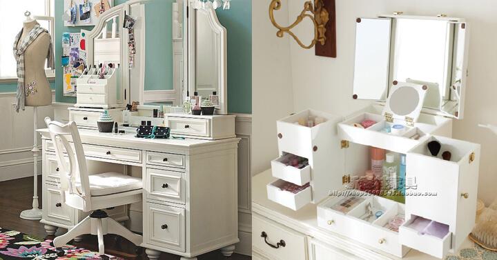 detailed vanity