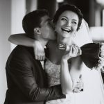 Add A Timeless Appeal To Your Wedding Album With These B&W Pictures