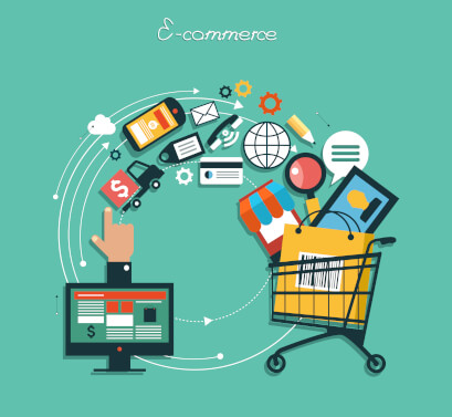 Design E commerce website