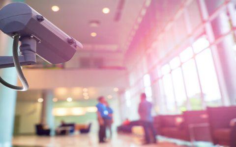 CCTV Camera in Hotel