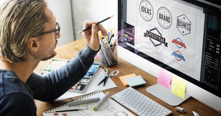 Creating a Brand Logo