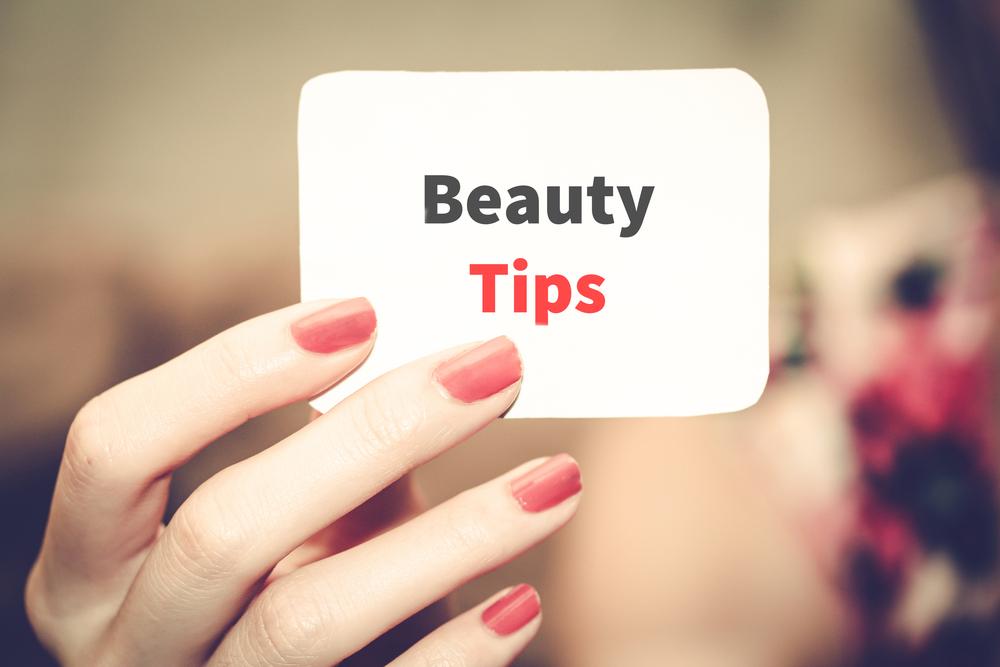 beauty tips for fairness