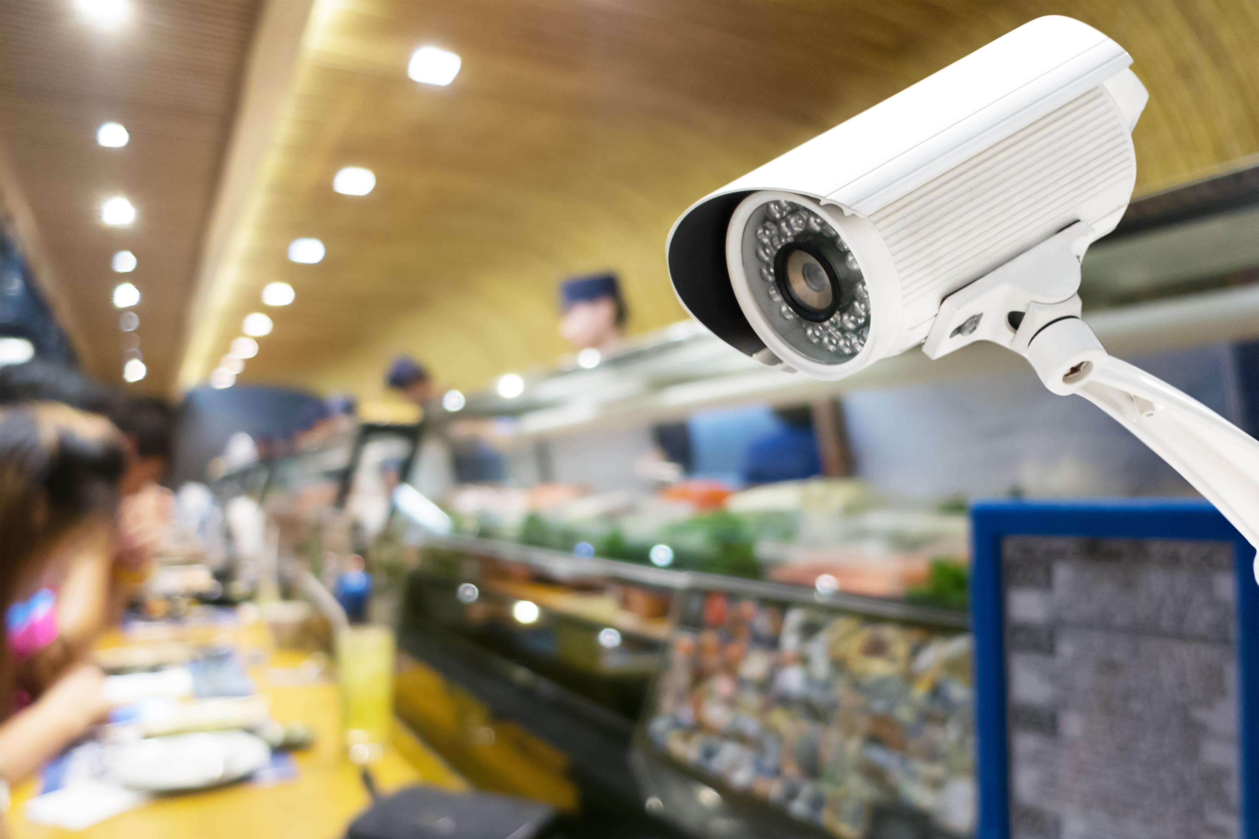 lessen burglaries at stores