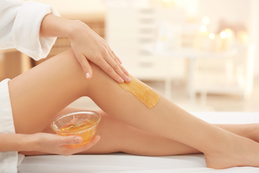 5 waxing techniques for glowing skin