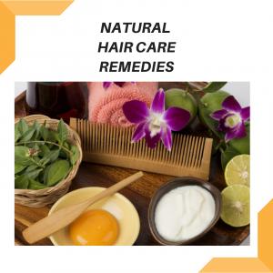 Natural Hair Care Remedies