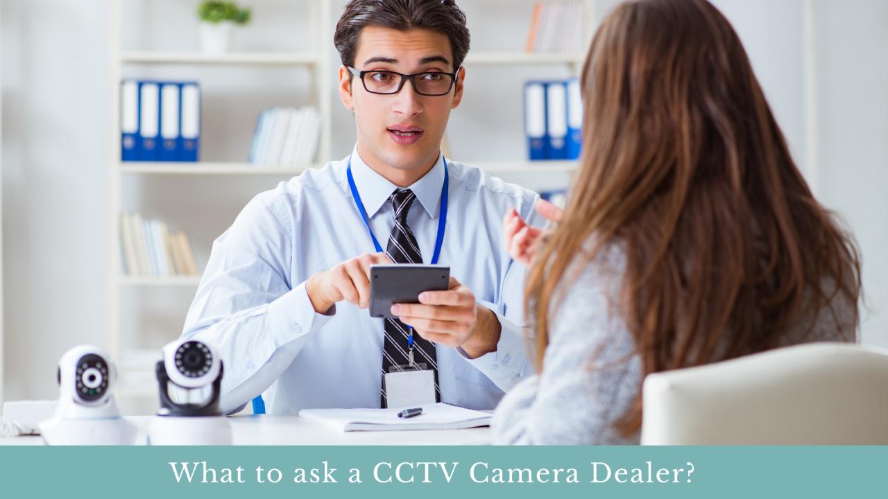 cctv dealer
