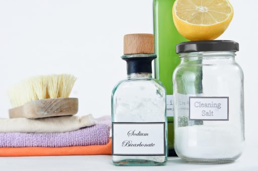salt and baking soda for foot