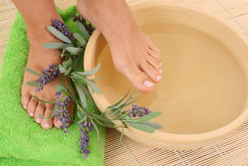 lavender for foot