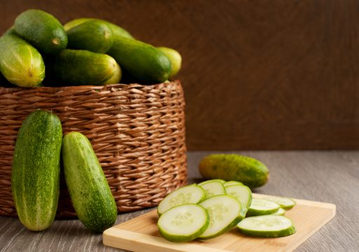 cucumber for Brighter Underarms