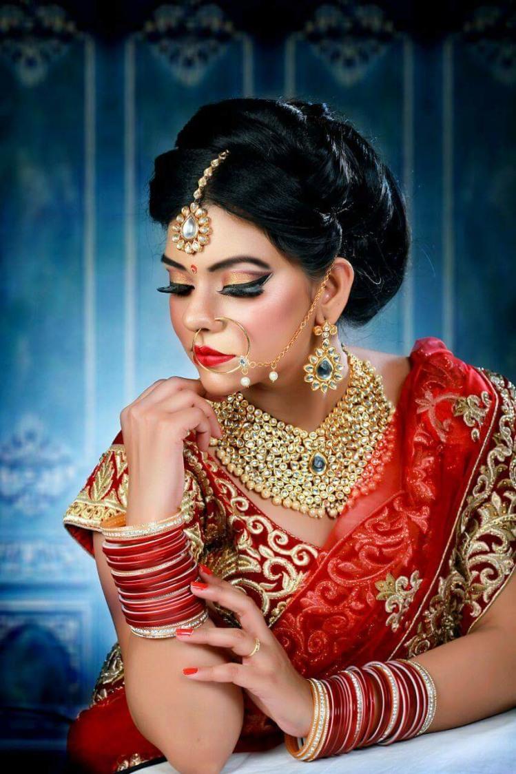 cut crease makeup, bridal makeup, eye makeup tips