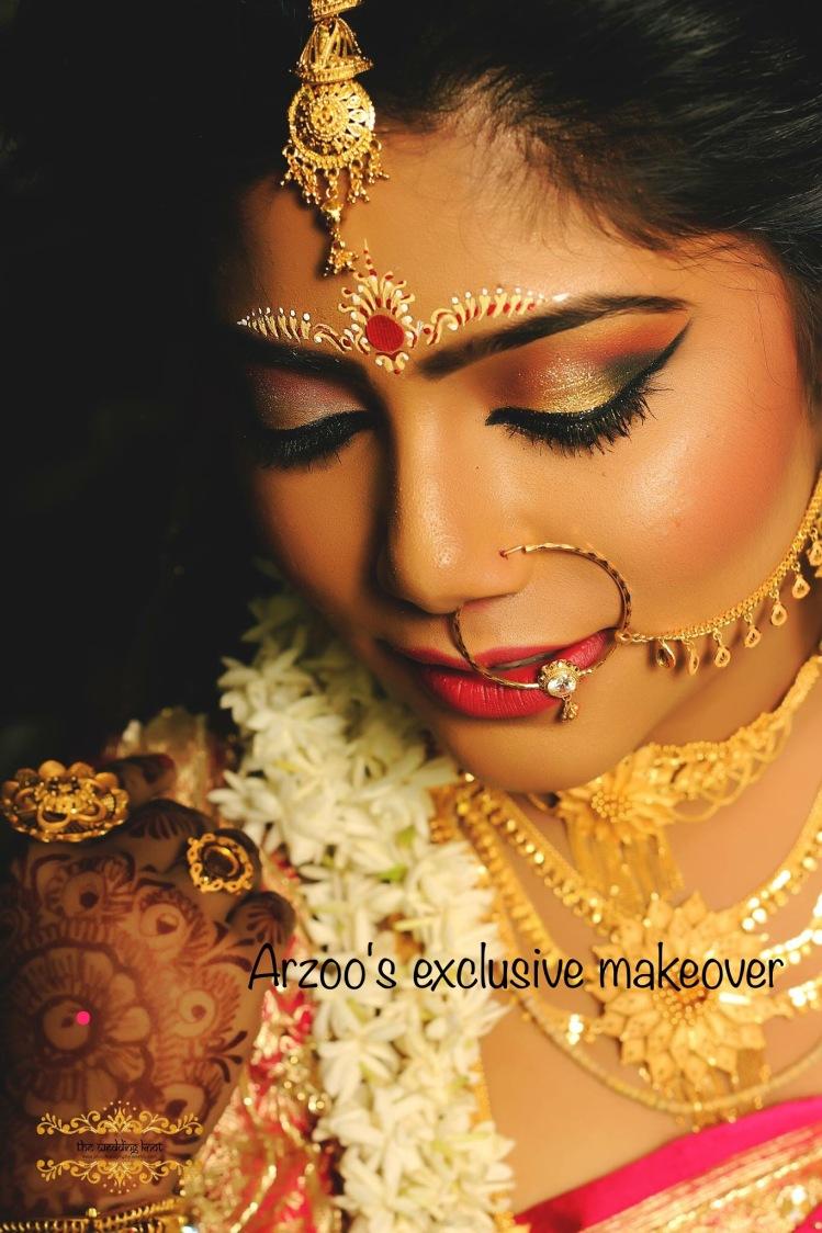 eye liner, eye makeup, bridal makeup