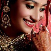 bridal makeup, dulhan makeup