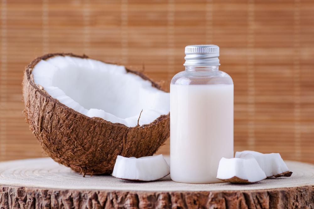 coconut milk for long tresses