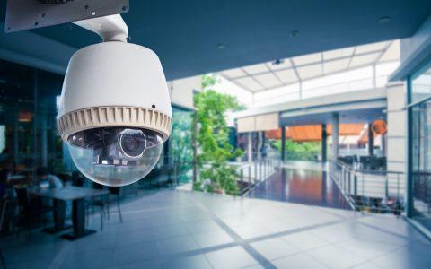 Small Business Install CCTV Cameras