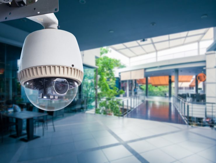 Small Business Install CCTV Cameras