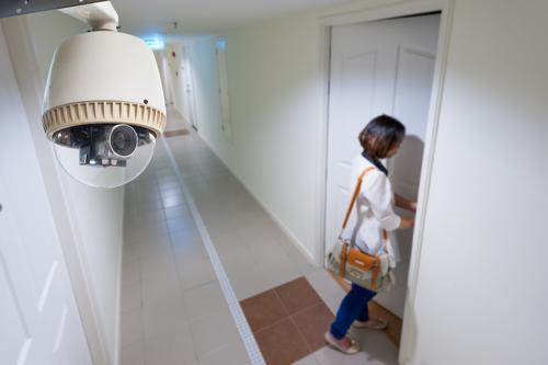 CCTV at home