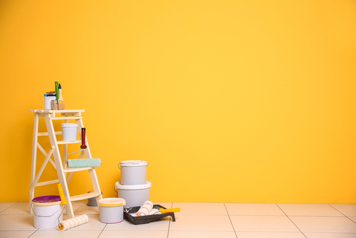 Painting A House Can Be Fun But It Can Also Be Quite A Daunting Task To  Complete. Homeowners Who Choose To Paint Their Own Houses Constantly Look  For Tips ...