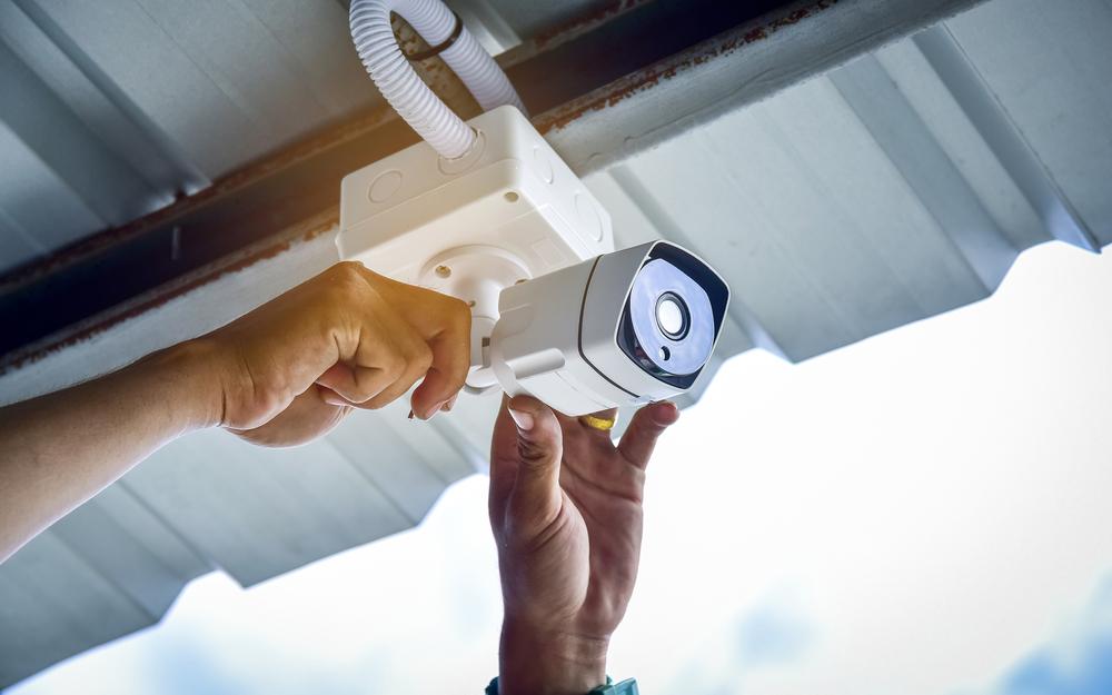 install CCTV system