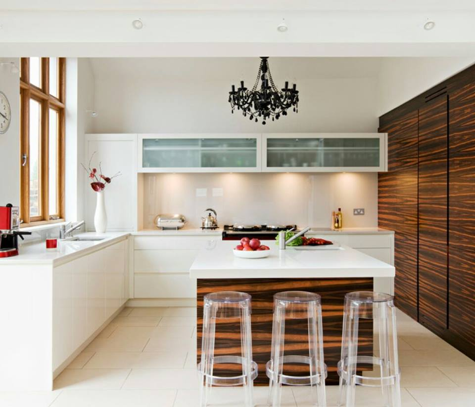 Open Kitchens Are Gorgeous But Are They Suitable For