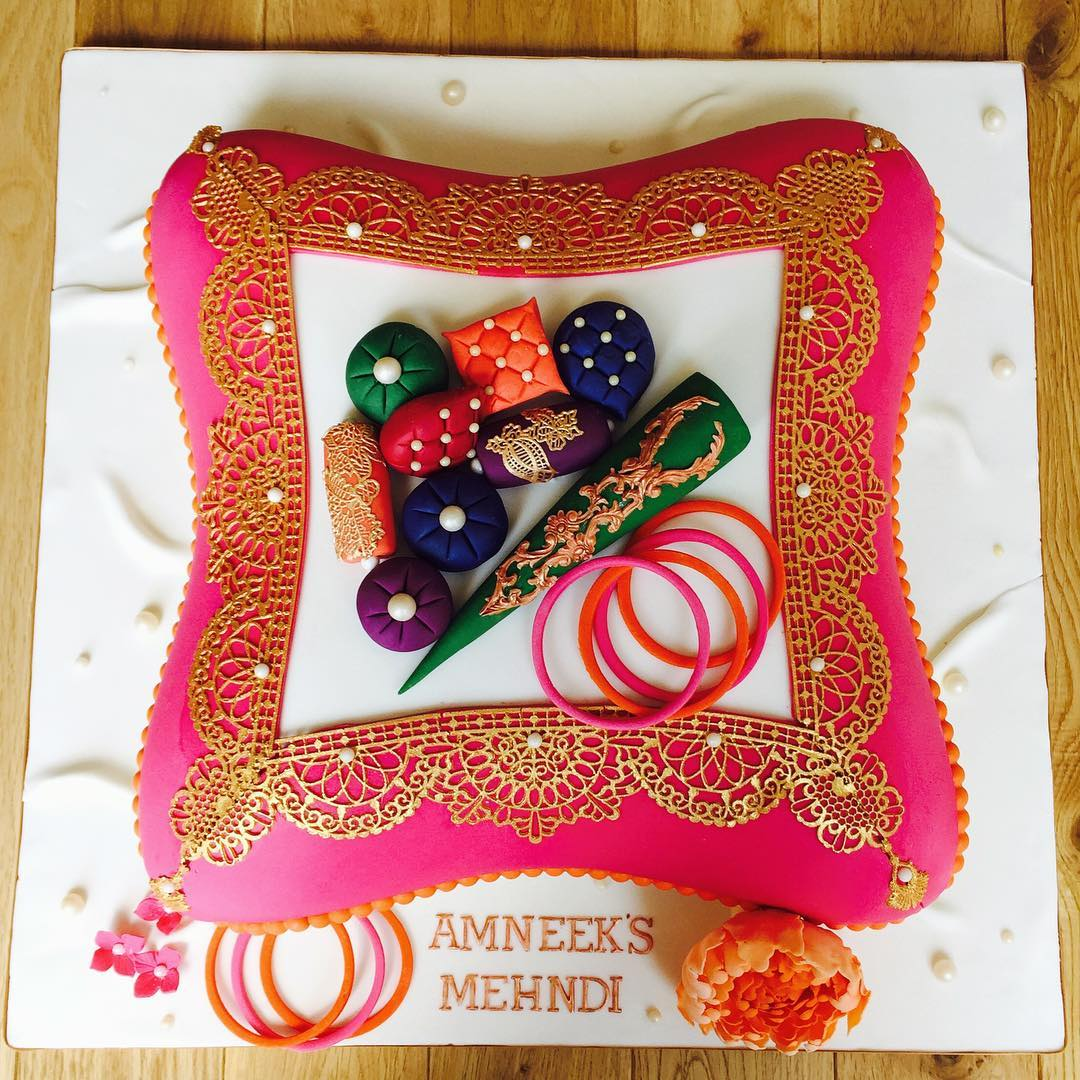 Henna Cake Idea
