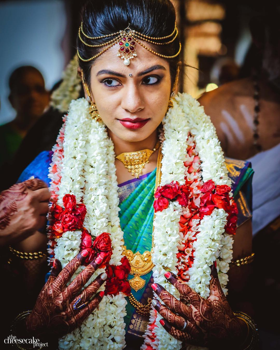 Bridal Mathapatti Jewellery