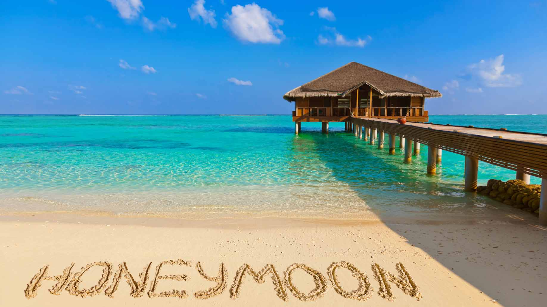 planning honeymoon