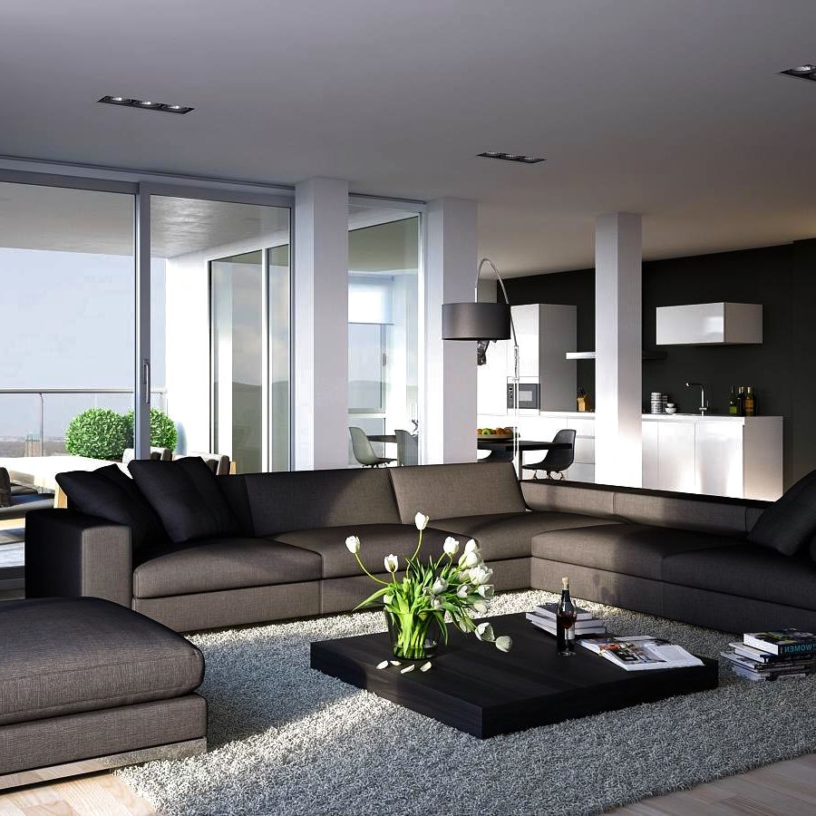 modern living room sets inside unique design | What Are The Different Living Room Styles? *Lookbook ...
