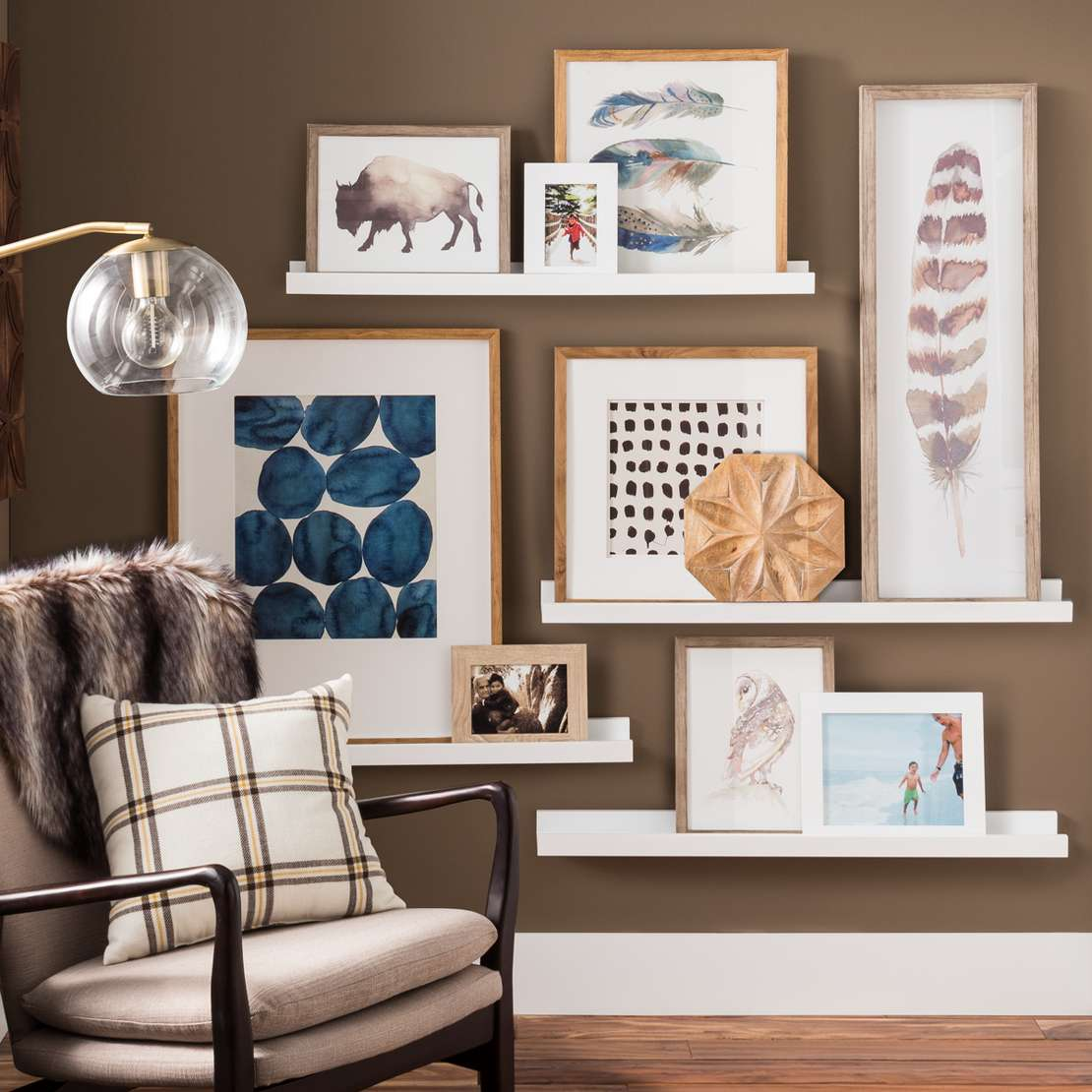 How To Create A Gallery Wall For Your Home