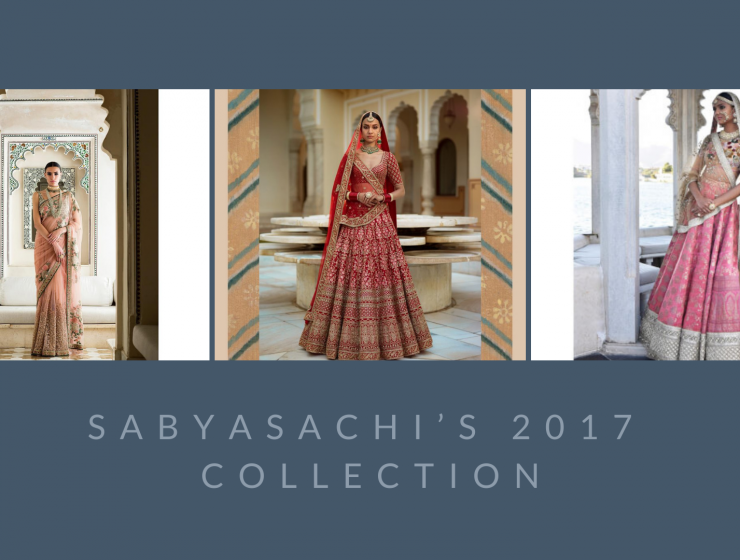 sabyasachi bridal collection
