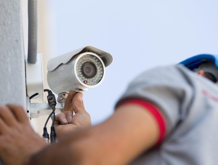 CCTV Cameras In India
