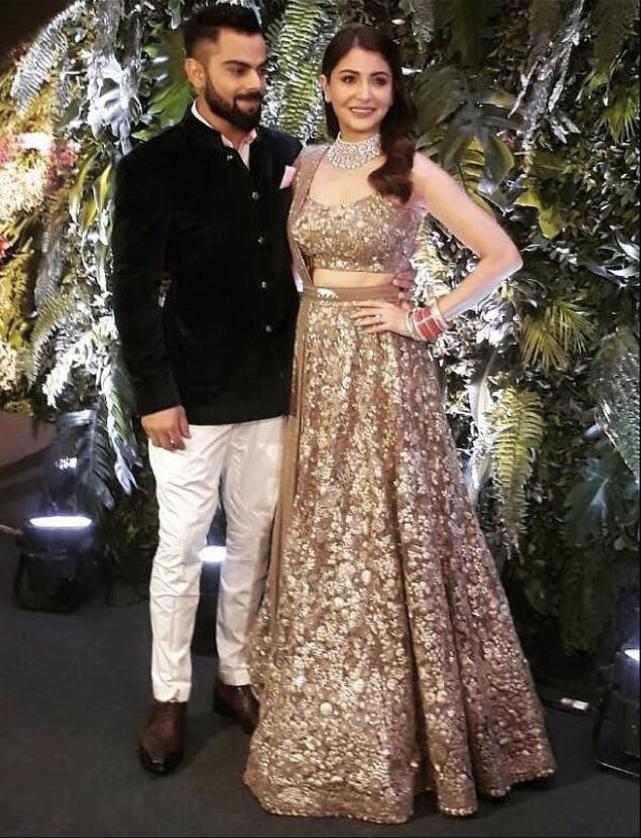 Best Dressed Celebs At Virat Kohli Anushka Sharma Wedding