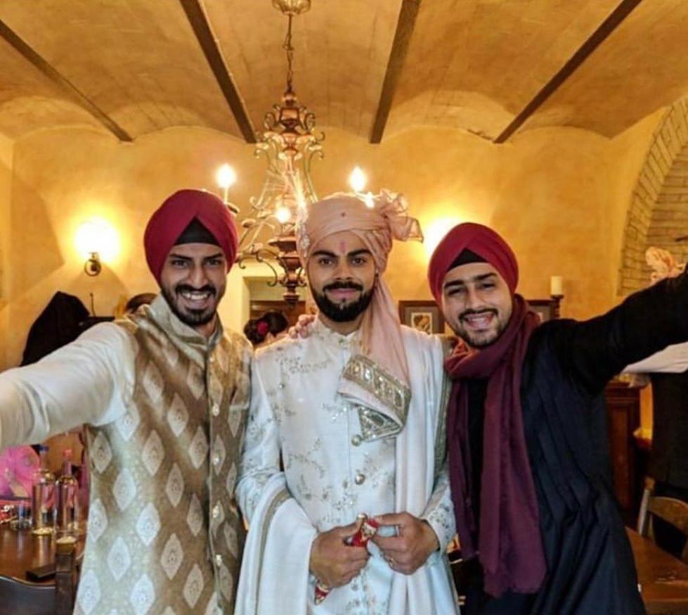 Virat Kohli Anushka Sharma Wedding All Photos Amp Videos