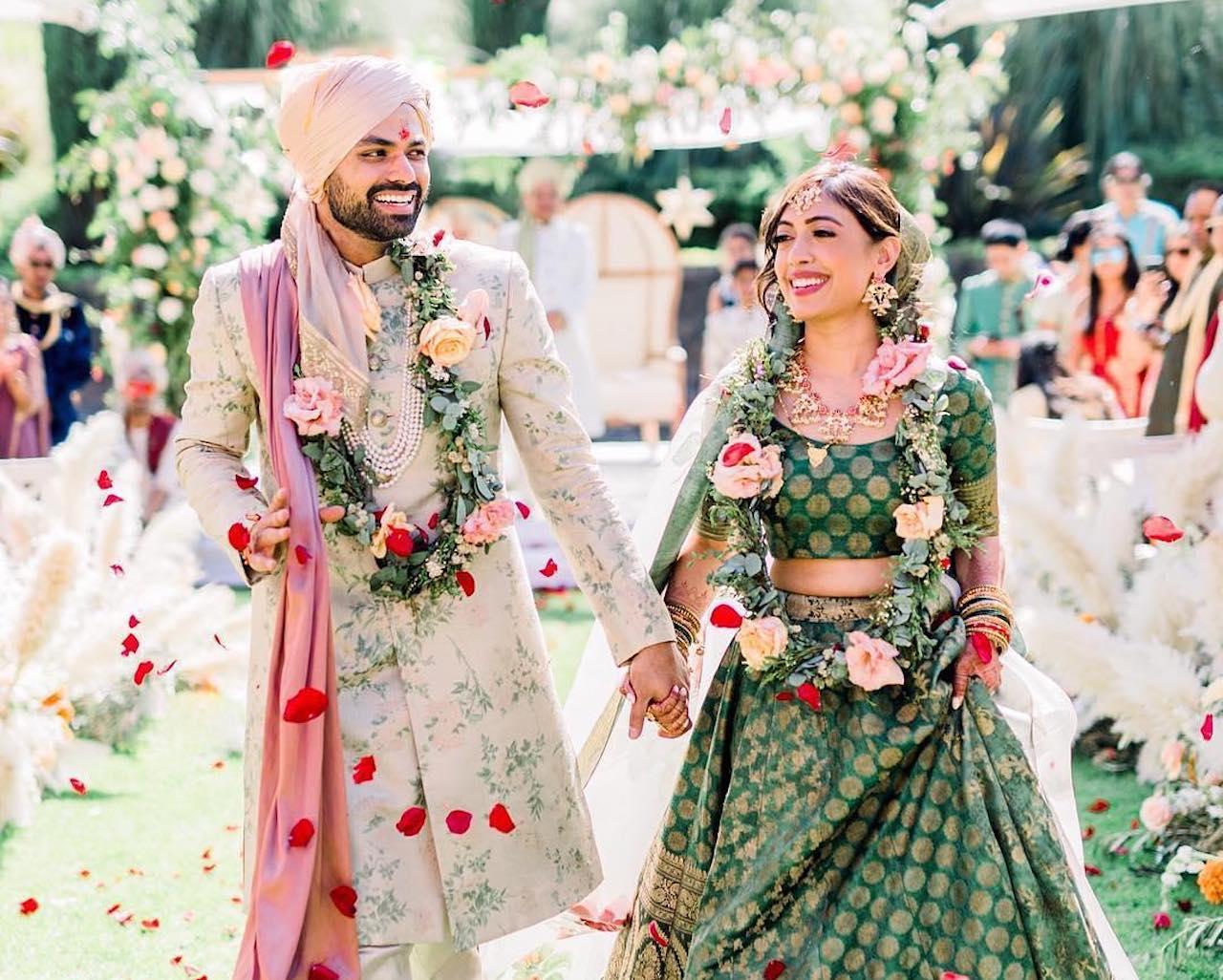 Bride-groom-coordinate