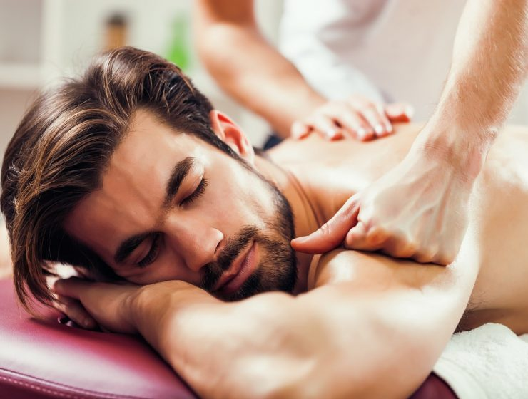 Top 5 Reasons To Get Massage After Work Out