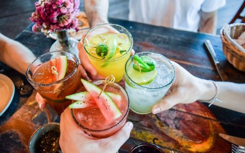 Celebrating Without The Hic? Top 4 Non-Alcoholic Beverages You Can Try.