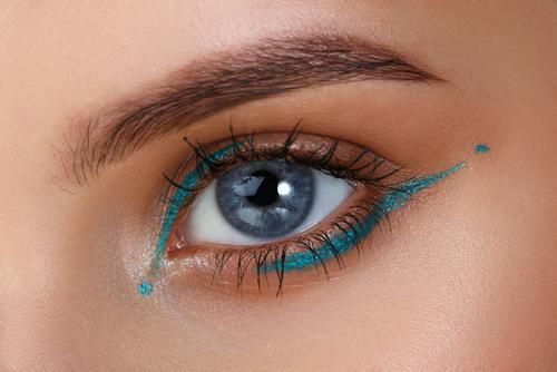 Use the Right Eyeliner Shade