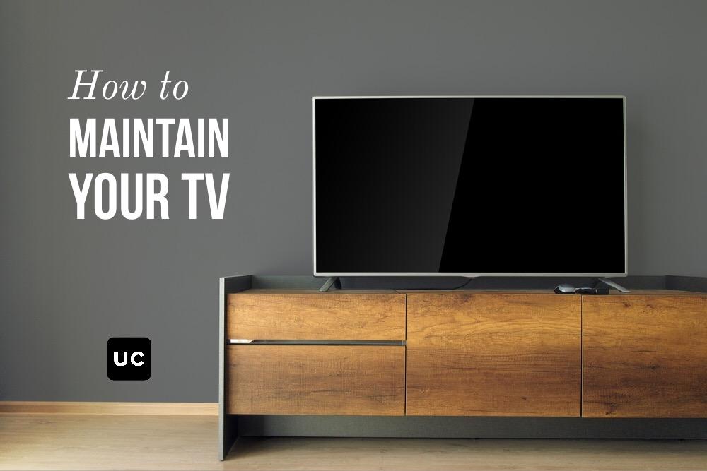 چگونه از تلویزیون خود محافظ کنیم
