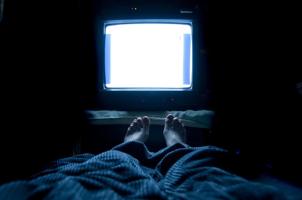 تلویزیون روشنی صفحه تلویزیون