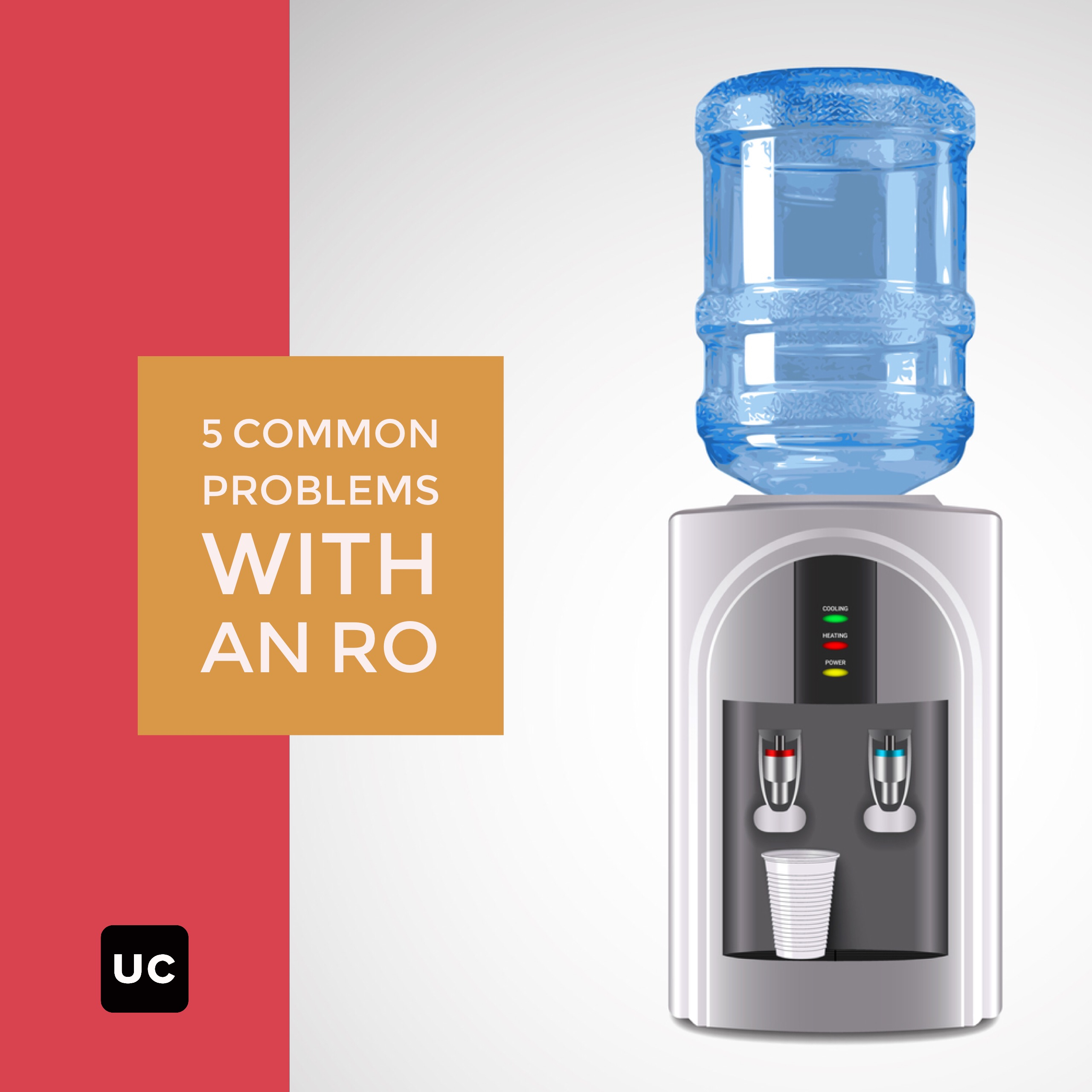 5 Most Common Problems With An RO System And Their Solutions