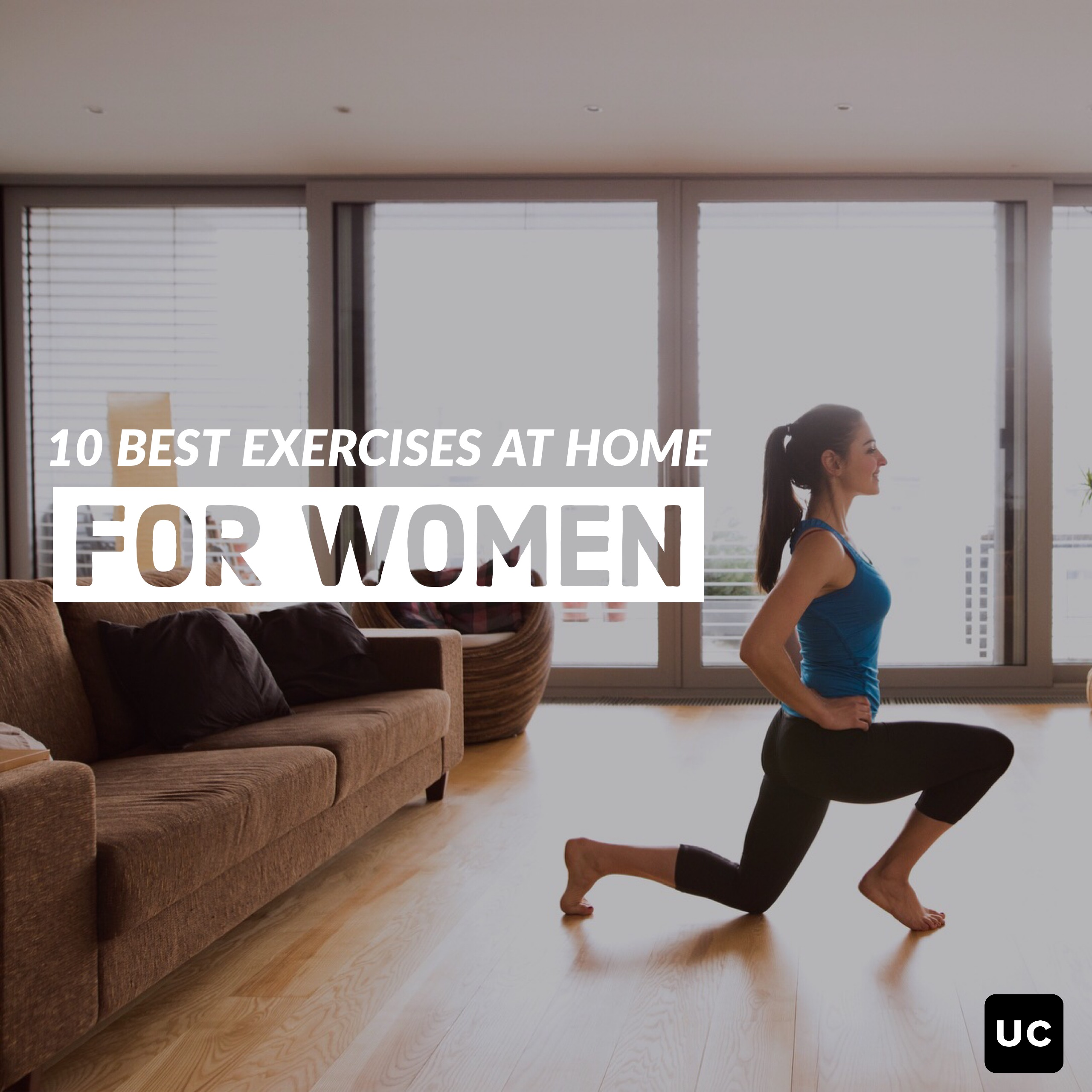 10 exercises at home