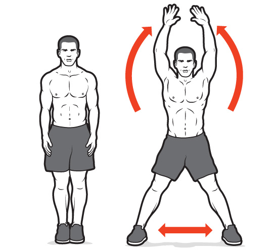 10 Best Exercises To Do At Home For Men The Urban Guide