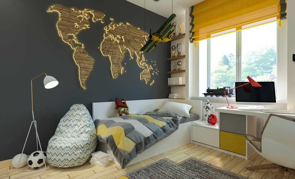 10 Accent Wall Ideas For Indian Homes The Urban Guide