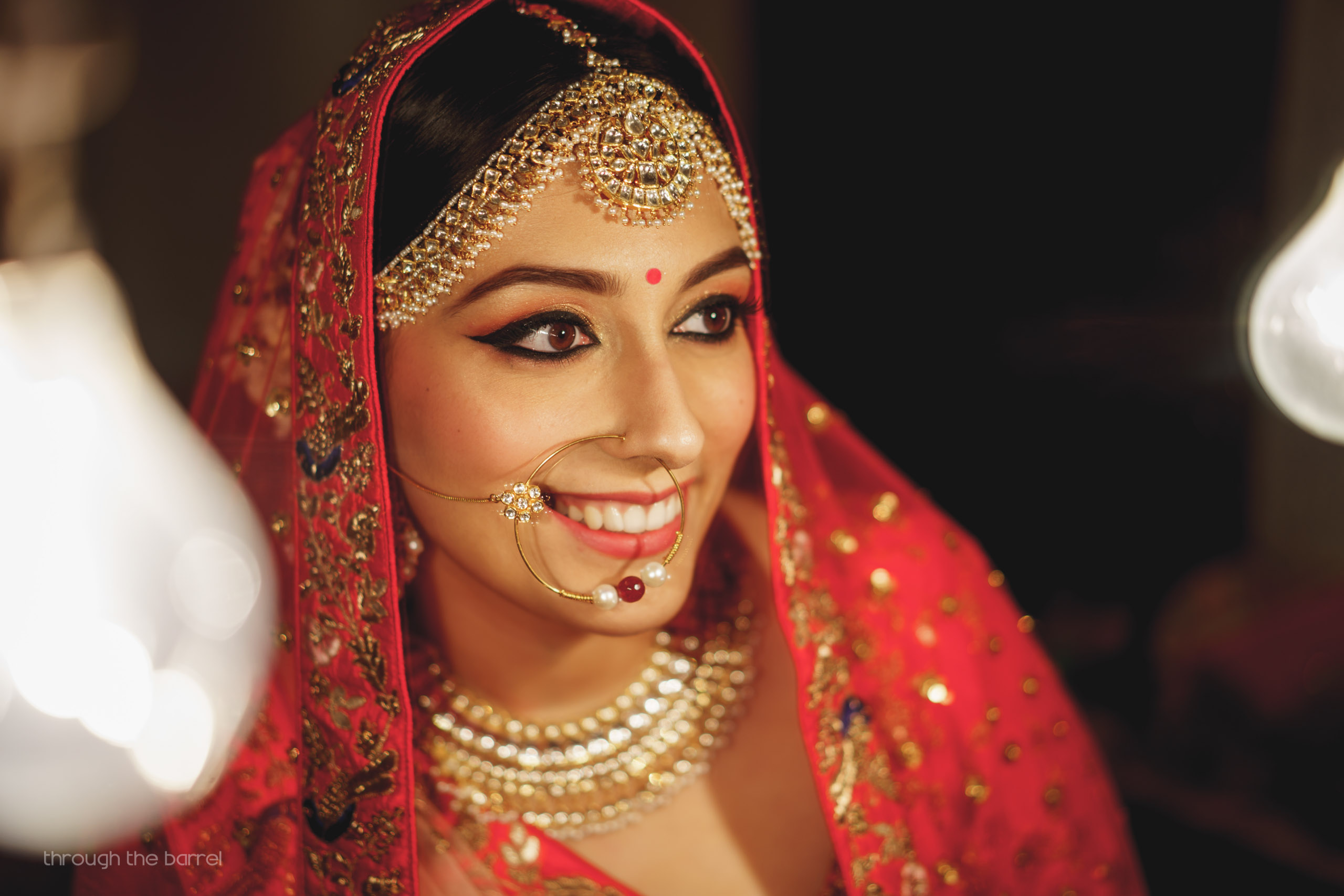 How to Pick The Right Maang Tikka & Mathapatti For Your Face Shape