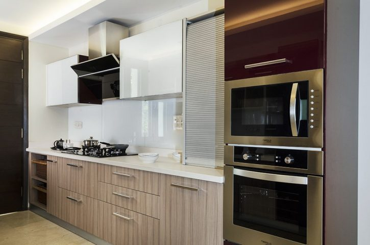 The Beginners Guide To Understanding Modular Kitchen Layout Designs!