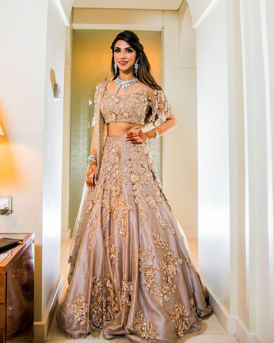 Trend Alert: 8 Hot Wedding Lehenga Colours For The 2018 Bride