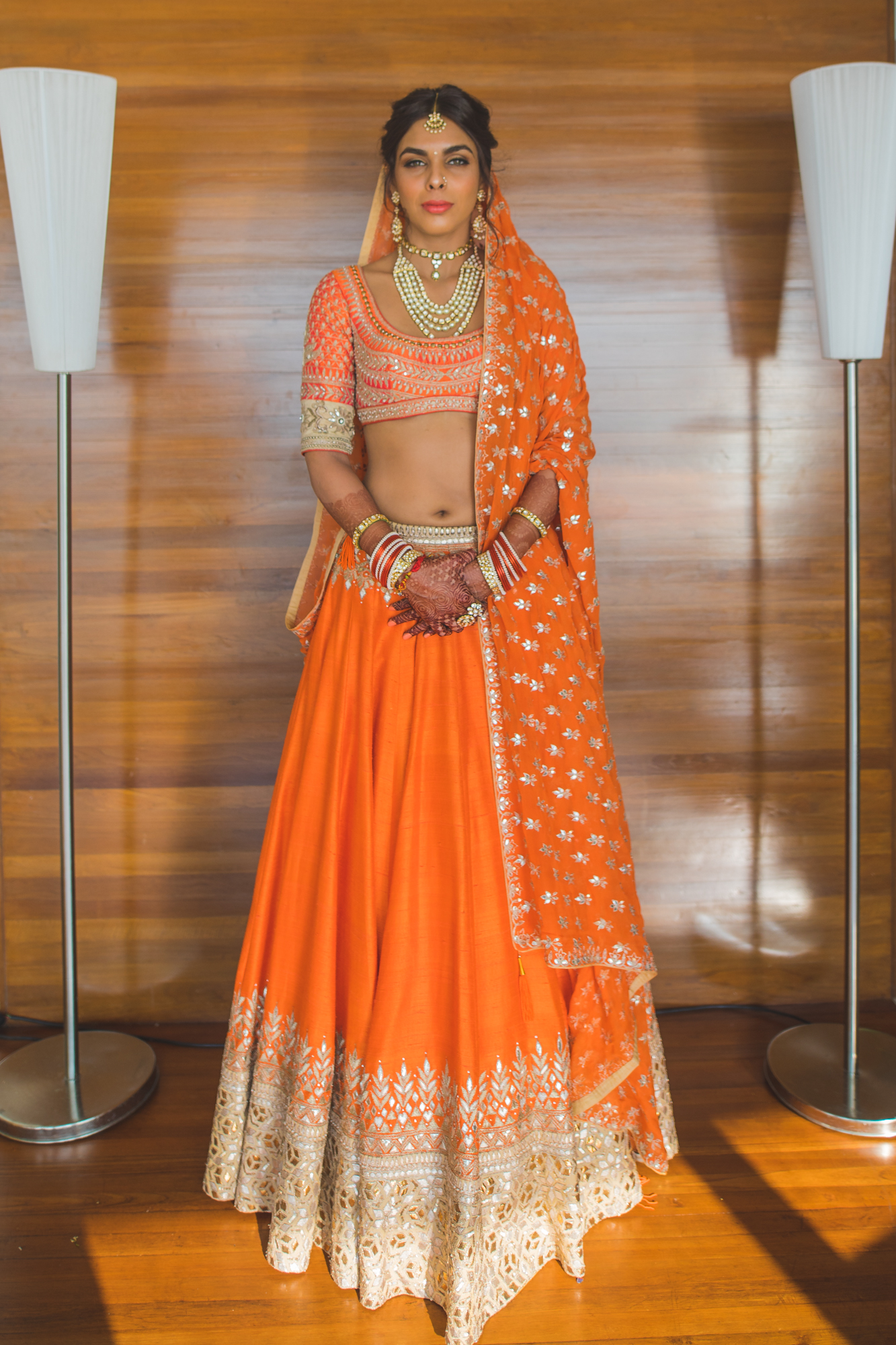 Trend Alert: 8 Hot Wedding Lehenga Colours For The 2018 Bride